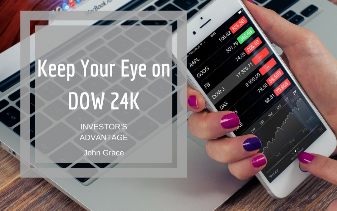 Keep Your Eye on DOW 24K