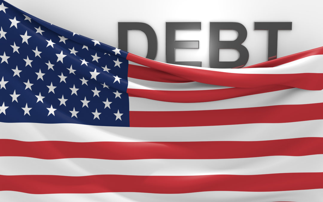 U.S. Growth Thanks to Debt, Not D.C.