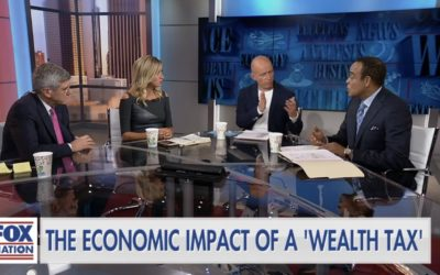 The Economic Impact of a Wealth Tax
