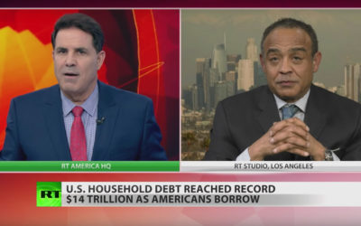Household Debt Hits $14 Trillion, We're in a 'Monster Bubble'