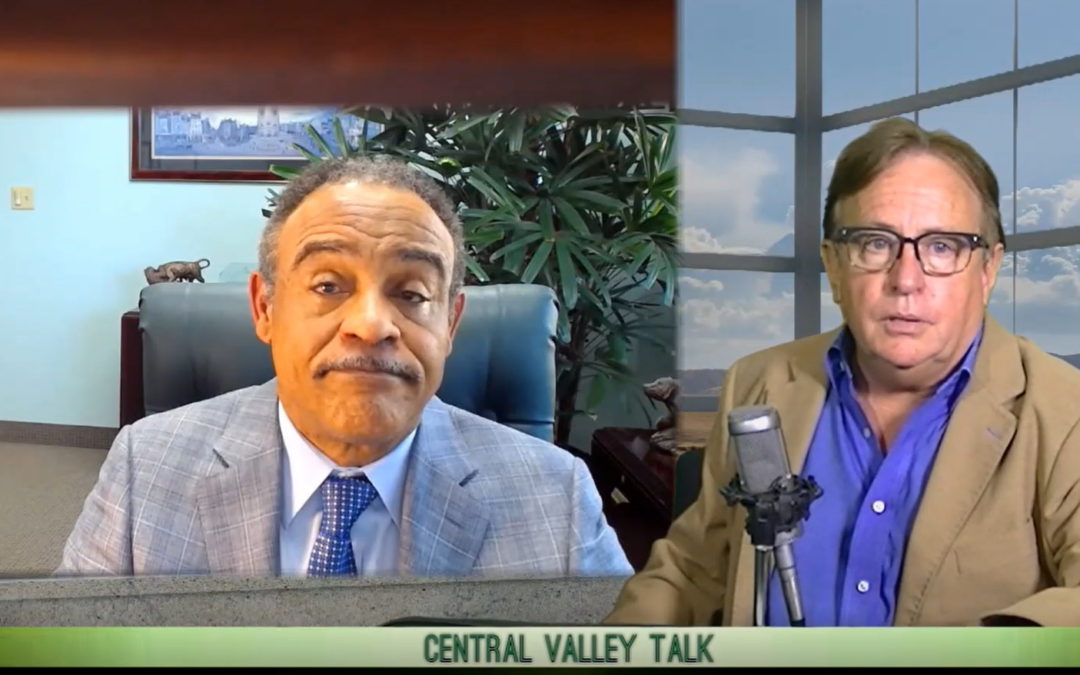 Central Valley Talk Interview with Mike Briggs 7/22/20