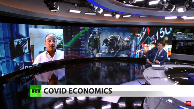 COVID Economics with Rick Sanchez